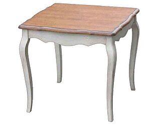 Купить стол Mobilier de Maison обеденный квадратный Belveder Blanc bonbon, ST 9353