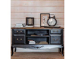 Купить тумбу Mobilier de Maison под ТВ Belveder Saphir Noir, ST 9128N