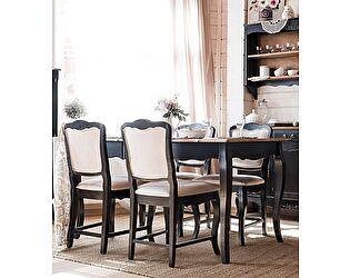 Купить стол Mobilier de Maison обеденный малый Belveder Saphir Noir, ST 9137MN