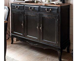 Купить комод Mobilier de Maison с 3 дверками Belveder Saphir Noir, ST 9144N