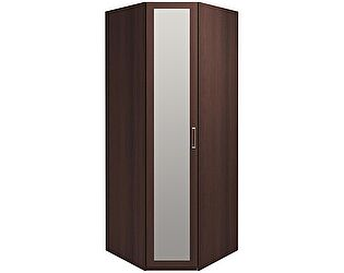 Купить шкаф Ижмебель угловой с зеркалом Скандинавия, арт. 5