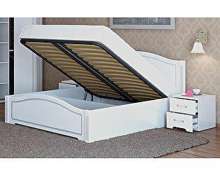 Купить кровать Ижмебель 160 с подъемным механизмом Виктория, арт.05