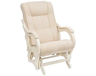 Купить кресло Мебель Импэкс глайдер МИ Модель 78 дуб шампань