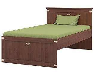 Купить кровать Интеди Бостон 120 с настилом, ИД 01.500