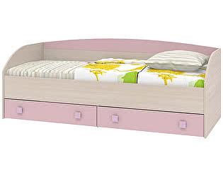 Купить кровать Интеди Pink, ИД.01.250а