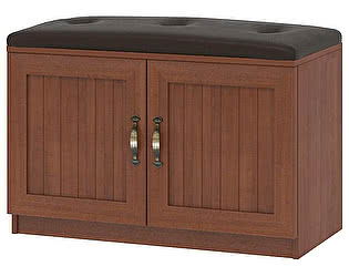 Купить тумбу Интеди Престиж с дверками (800), ИД 01.281