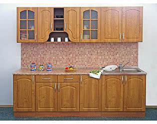 Купить кухню Боровичи-мебель Трапеза 2400 мм с нишей  (II категория)