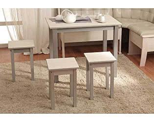Купить стол Боровичи-мебель обеденный (прямая нога)
