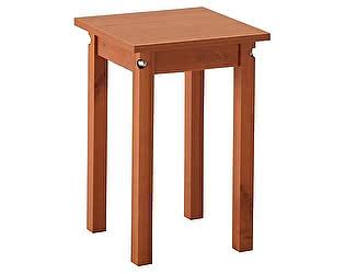 Купить табурет Боровичи-мебель жесткий, прямая нога