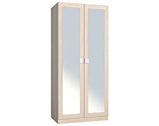 Купить шкаф Компасс Александрия платяной с зеркалом, АМ-1