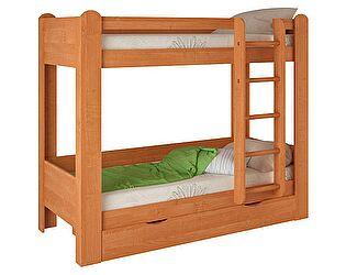 Купить кровать Корвет двухъярусная 1