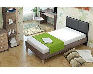 Купить кровать Корвет МДК 4.11 84.01 (90) спинка мягкая