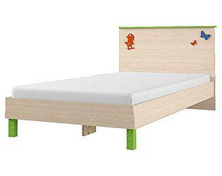 Купить кровать Корвет 84.01 Корвет МДК 4.13 спинка СМ №5.1