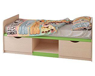 Купить кровать Корвет ЖК 4.5М с ящиками, изд.12