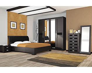 Купить спальню Кураж Парма №3 (набор мебели) Венге