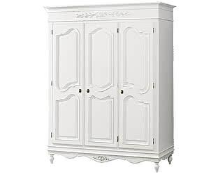 Купить шкаф La Neige Home Provance трехстворчатый белый