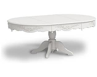 Купить стол La Neige Home Provance круглый раздвижной