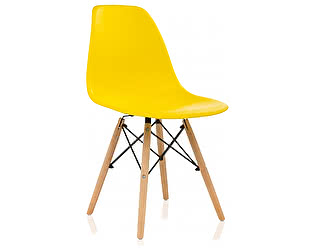 Купить стул Woodville Eames PC-015 yellow