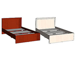 Купить кровать Линаура Соната (90)