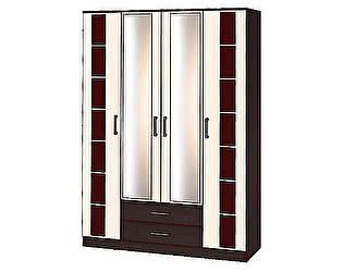 Купить шкаф Линаура 4х створчатый 1600 Венеция
