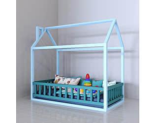 Купить кровать Mamka Дом малыша (манеж)