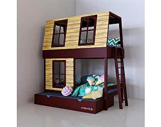 Купить кровать Mamka Дом мечтателя