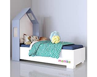 Купить кровать Mamka Симпл с изголовьем