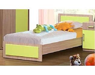 Купить кровать Аджио 9Д на 800