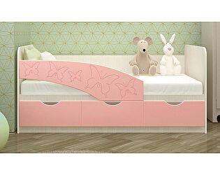 Купить кровать Московский Дом Мебели Бабочки 80/160