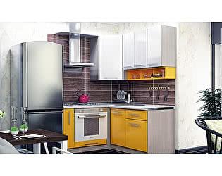 Купить кухню VitaMebel Dolce Vitа-34 угловая, МДФ глянец