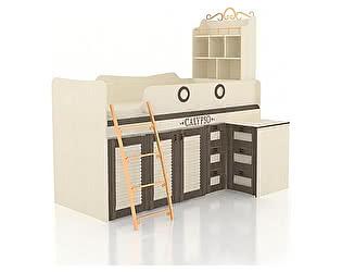 Купить кровать Любимый дом комбинированная со столом Калипсо (ЛД 509.230) 80