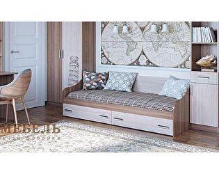 Купить кровать SV-мебель Город с ящиками (900 х 2000)