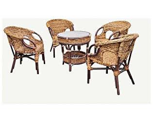 Купить комплект садовой мебели Tetchair Комплект обеденный Mandalino