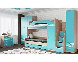 Купить детскую SV-мебель Сити 1, композиция 1