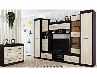 Купить гостиную SV-мебель Гамма-19 (композиция 2)