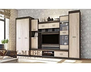 Купить гостиную SV-мебель Гамма-19 (композиция 3)