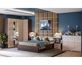 Купить спальню Миф Ненси композиция 2