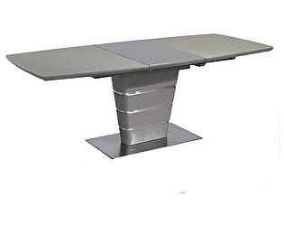 Купить стол M-City CONCEPT 160 LATTE MATT GLASS латте матовый