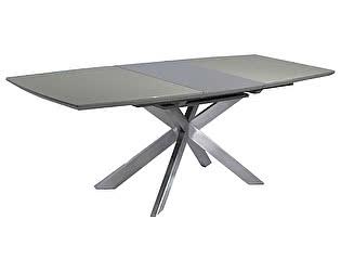 Купить стол M-City CRYSTAL 160 LATTE MATT GLASS