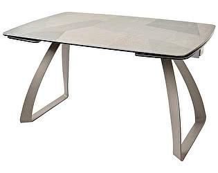 Купить стол M-City ECLIPSE 137 пэчворк HT-052