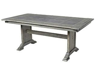 Купить стол M-City LT T17367 GREY WASH #G506/ плитка 2 ТОНА