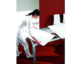 Купить стол M-City MAGO (01.34) 100/140х70хН75 см (М312/ M312/ М312  песочн.композит+L072ал)