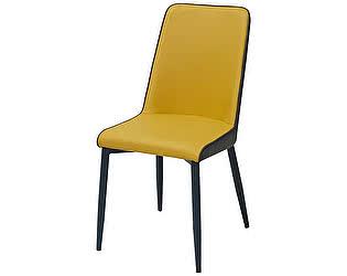 Купить стул M-City SOFT yellow 643/ grey 645