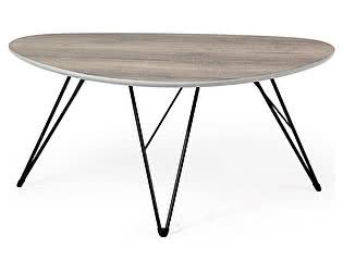 Купить стол M-City WOOD85 No.4 дуб серо-коричневый винтажный