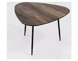 Купить стол M-City WOOD62 No.4 дуб серо-коричневый винтажный
