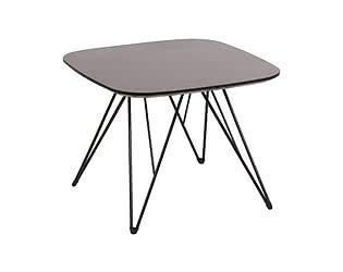 Купить стол M-City WOOD82 No.4 дуб серо-коричневый винтажный