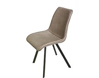 Купить стул M-City ANYA винтажный серо-бежевый, экокожа PU089-03