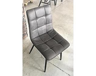 Купить стул M-City CHILLI темно-серый винтажный, микрофибра PK-04