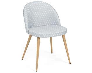 Купить стул M-City JAZZ12 серый геометрический, микрофибра PK-12