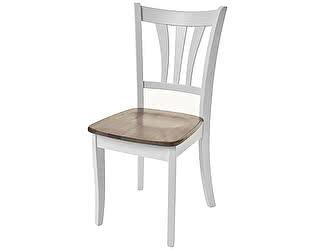 Купить стул M-City JIN D-84E(W) WHITE+G.WASHED